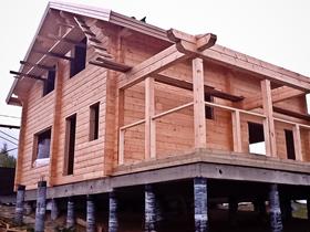 Строительство дома по проекту KAUKO площадью 173 кв. м, Владимирская область, Александровский район