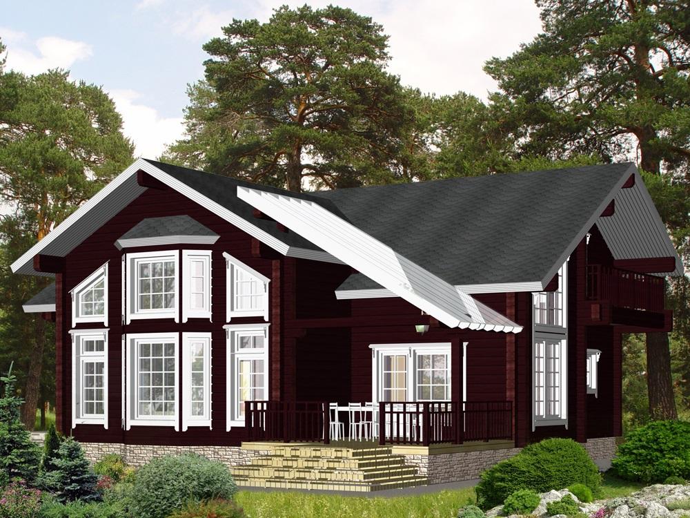 готовые дома под ключ фото цены