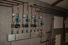Дома из клееного бруса проекты и цены, Отопление загородного дома под ключ стоимость, Отопление частного дома под ключ