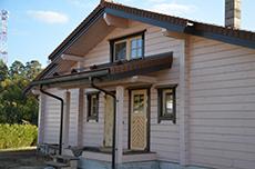Московская область, Звенигородский район, КП Витро Кантри